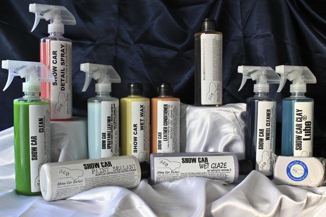 Show Car Detail - Show car products